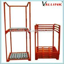 Industrial tire rack heavy duty iron pallet stack rack