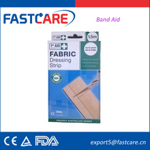 CE Approved High Elastic Sterile Waterproof Wound Dressing Strip