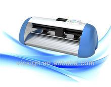 Vicsign hot sale plotter de corte sticker cutting machine 330mm 12'' LCD Sign Sticker Vinyl Cutter Cutting Plotter