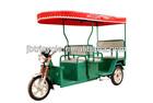 48V 850W/1000W tuk tuk e rickshaw three wheel motorcycle for 4 passenger JB300K-02L