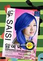 80ml bigen tinte para el cabello de color cubrir perfectamente usted el pelo gris