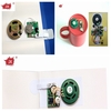 Audio custom greeting card or toy music chip with sound module