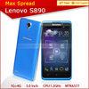 Lenovo S890 Android phone Dual Core 5.0 inch 8.0Mp Camera Dual SIM original new lenovo