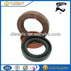 double sealing lip NBR oil seal