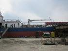 marine crane offshore -pedestrial-hose handling