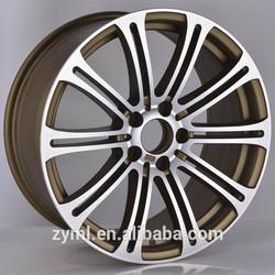 ZY805 replica alloy wheel for BMW car rim 18inches hub