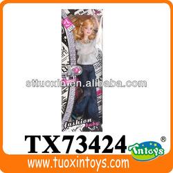 TX73424 little models american girl doll