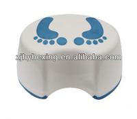 nonslip plastic stool foot stool bathroom stool