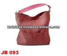 2013 xmas stylish jute bag