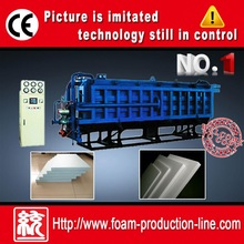 Polystyrene Panel Machine for insulation building