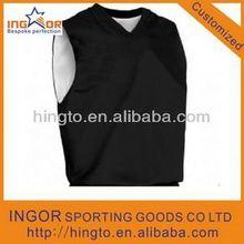 basketball jersey reversible style