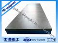 De molienda y pulido de placas de la placa, zhongbo de hierro fundido, alta precisión y exactitud