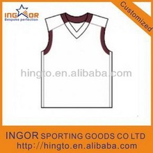 blank basketball uniforms