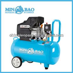 50L direct-driven air compressor portable piston air compressor for sale