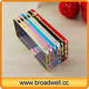 Hot Selling High Quality Two Colors Aluminum Bumper Case Cheap Mobile Phone Accessory