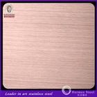 304 Hairline Anti-Fingerprint Stainless Steel Sheet