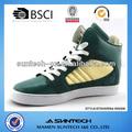estados unidos de américa de la moda skate de zapatos zapato de los hombres