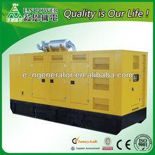 diesel generator set 500kw for sale