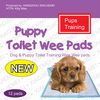 400 33x45cm Dog Puppy Training Wee Wee Pee Pads Underpads wholesale pet cat