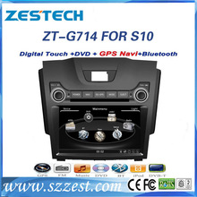 ZESTECH FACTORY Touch screen car dvd gps for Chevrolet S10 with GPS Bluetooth T,DVB-T ,IPOD/IPHOE