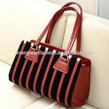 Top fashional designer handbag factory bags vintage suded tote bag new arrival S585