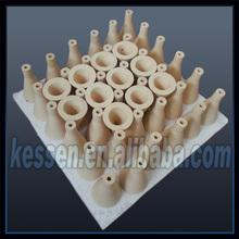 High pressure zirconia ceramic spray nozzles