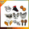 Factory sale GY6 headlight turn light tail light scooter light