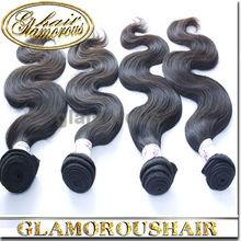 "2012 New Coming 14"" 16""18"" Virgin Brazilian Body Wave Human Hair Cheap Hair Extension Price"