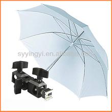 Photo Flash Shoe Soft light Umbrella Holder Swivel Light Stand Bracket