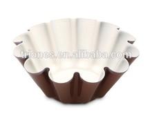 Flower Cake Pan With Ceramic Inner Coating