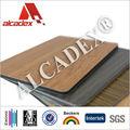 Imitando madera/woodlook panel compuesto de aluminio