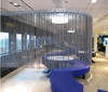 hebei Metal Curtains fabric hanging room divider)