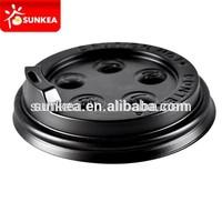 Healthy coffee cup smart plastic lids
