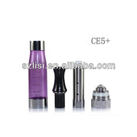 2013 Newest long wick CE4 CE5 plus clearomize plus match on ego and lavatube e-cigarette