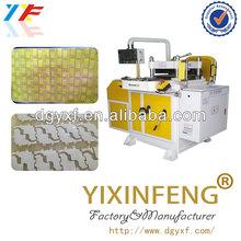 2015 China supply redesign automatic single CNC die cutting machine