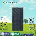 Top venda 72 células módulo solar fotovoltaico