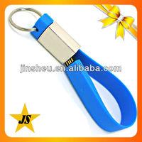 Wholeslae Customized Logo 2GB USB Keychain