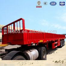 car hauler cargo semi trailer