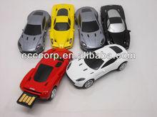 factory price 3D USB flash drives car