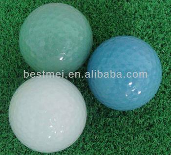 High quality blank golf ball wholesale
