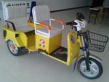 Shandong 1000w brushless passenger rickshaws
