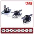 "Termostato KSD automático de baquelita KSD301-V de FSTB (1/2"")"