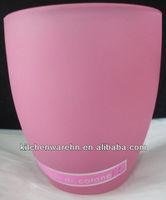 haonai glass 2013 hot sale!glass hurricane candle holders large