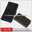 men leather wallet flip handphone covers for iphone 5s 6 6 plus
