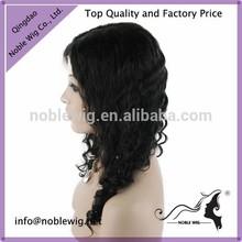 Top fashion wholesale human hair lace wig brizillian hair