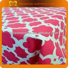 2014 Wholesale High quality digital printing 100% cotton fabric textile