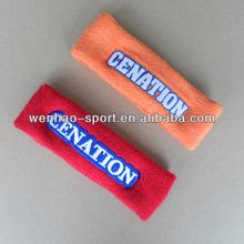Custom Cotton Sweat Sport Headband