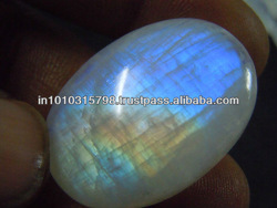 AAA High Quality Rainbow Moonstone Gemstone Cabochon Wholesale
