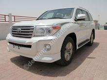 New Car Toyota Land Cruiser VXR