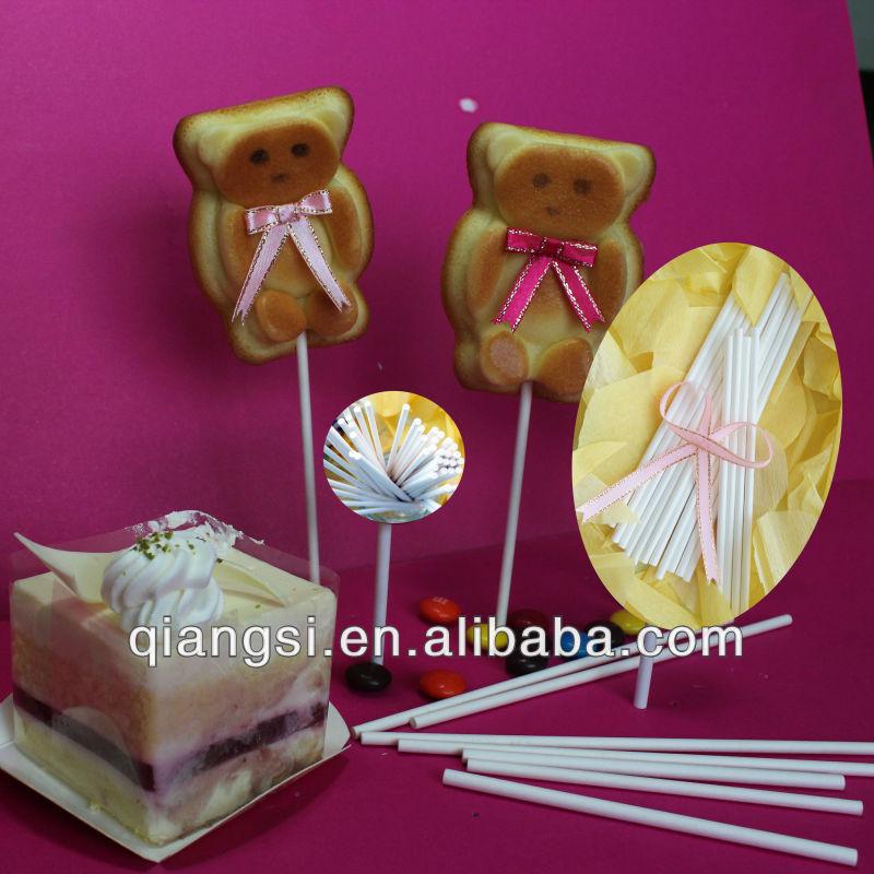 حلوى العصي ورقة، العصي ورقة حزب الديكور